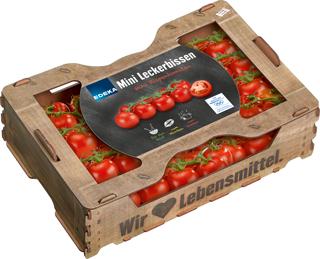 Niederlande - EDEKA - Mini-Rispen-Tomaten
