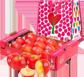 Frankreich – Tafeläpfel